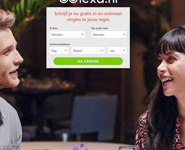 Lexa-homepage